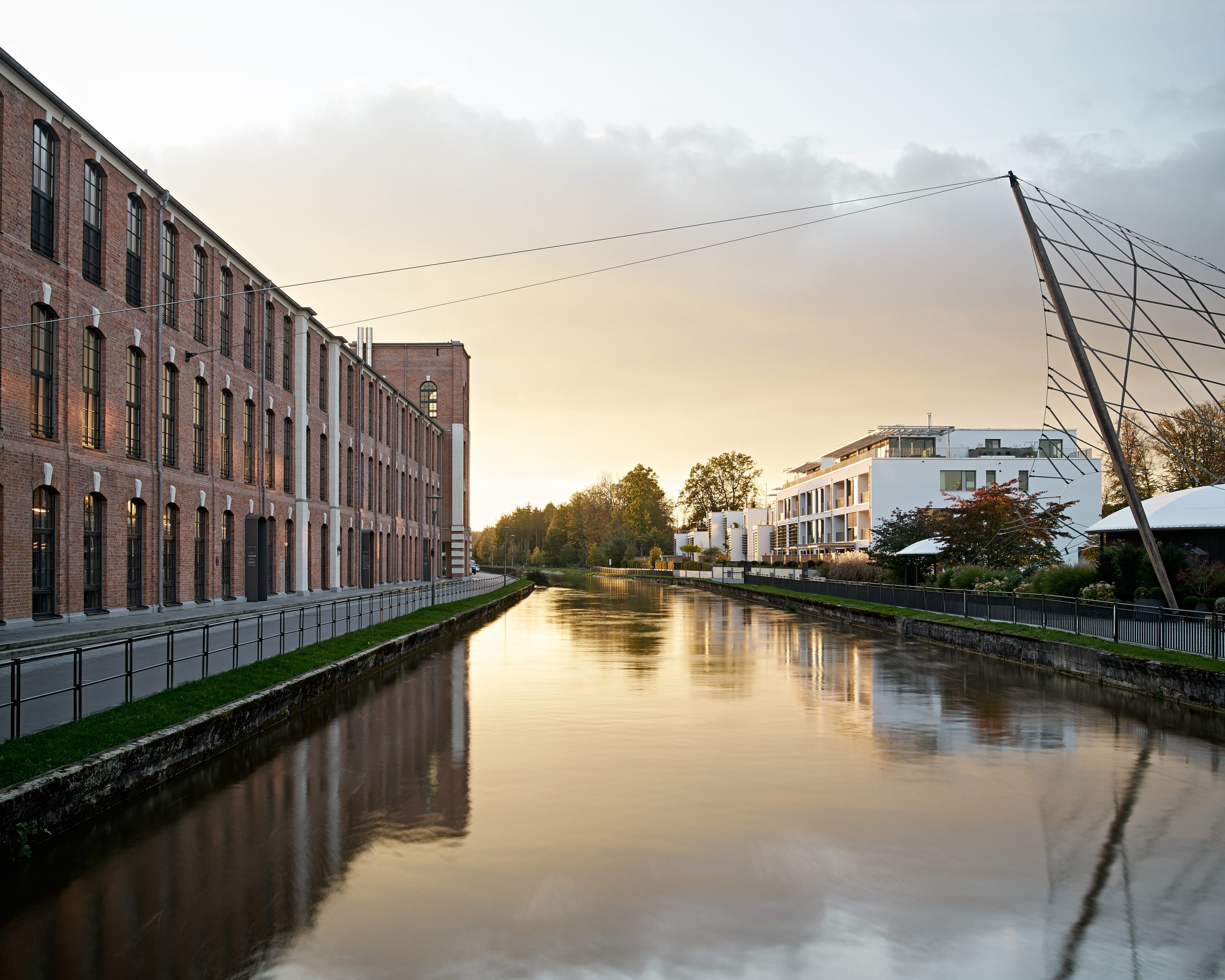 Revitalisierung Industriedenkmäler
